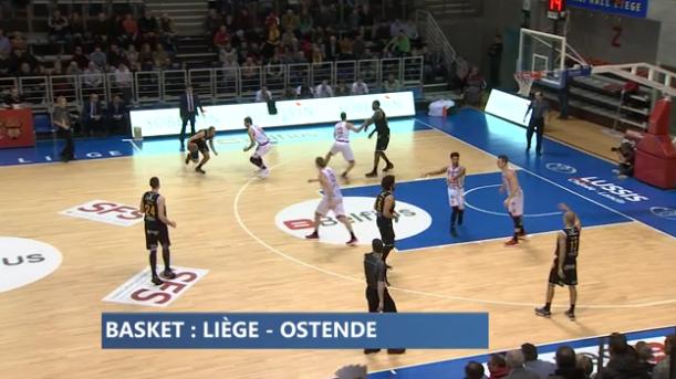 Replay : Anvers - Liège Basket