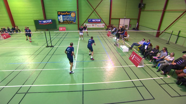 Replay : Badminton - Finale du Top 12