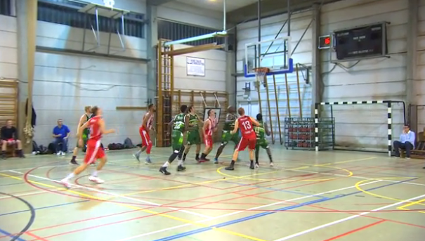 Replay : Basket: Belleflamme - Comblain