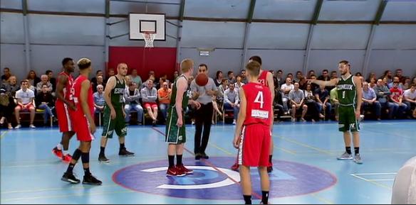 Replay Basket Betfirst Liège - RBC Esneux