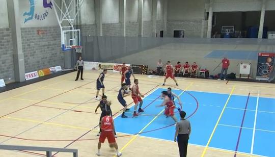 Replay : Basket : Waremme - Neuville