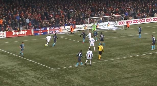 Replay: Football: RFC Liège - Seraing