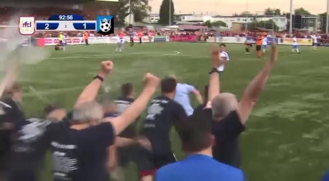 Replay Football : RFCL - Hamme