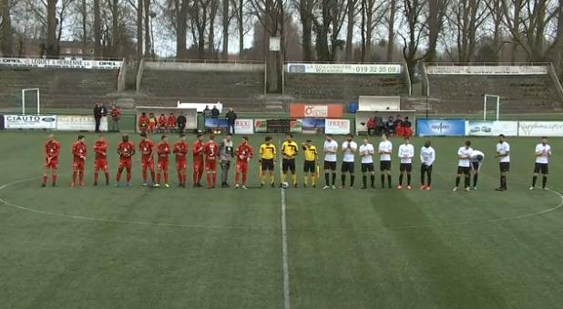 Replay: Football: Stade waremmien - Onhaye