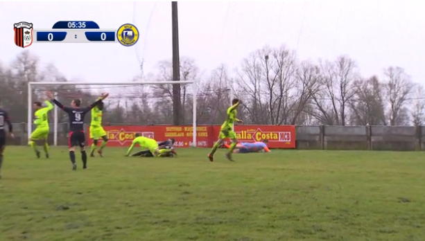 Replay: Football: Stockay Warfusée - Sprimont