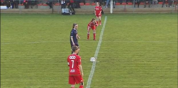 Replay Football: Tirlemont - Standard Fémina