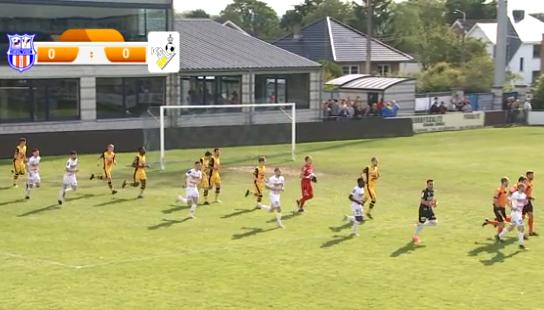 Replay: Football: Visé - Audenarde