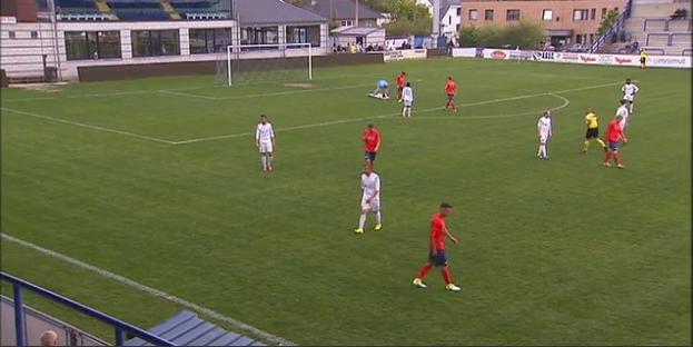 Replay Football: Visé - Dison