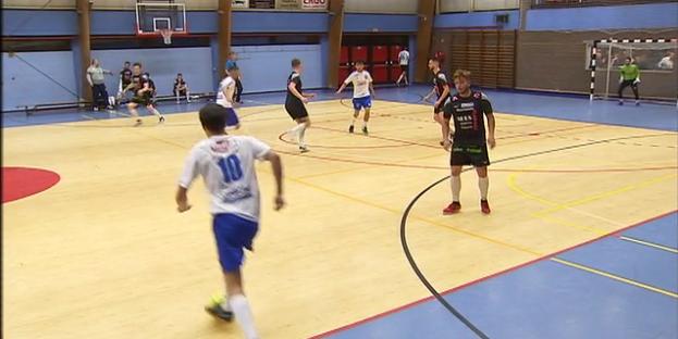 Replay Futsal: Ergo Flémalle - Lart Bruxelles