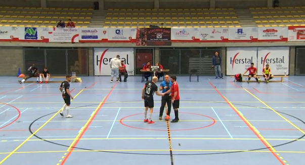 Replay: Futsal : Herstal 1453 - Dinant