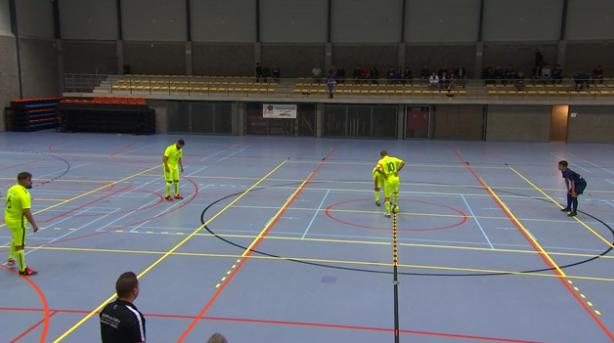 Replay : Futsal Herstal - Anderlecht