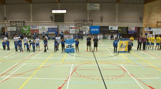 Replay: Handball: HC Visé - Herpertz Bevo (NL)