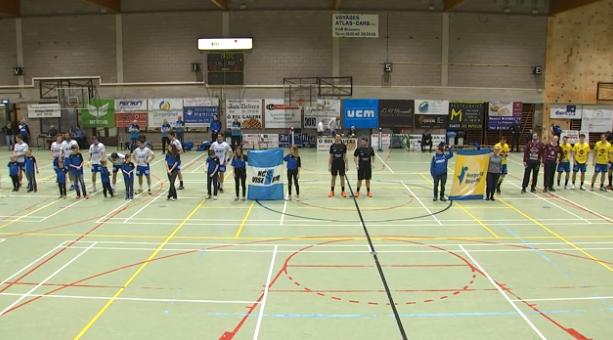 Replay: Handball: HC Visé - Herpertz Bevo (NL)