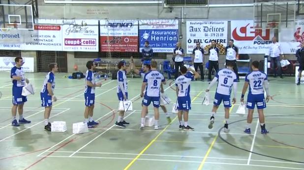 Replay : Handball: HC Visé - KH Kastrioti