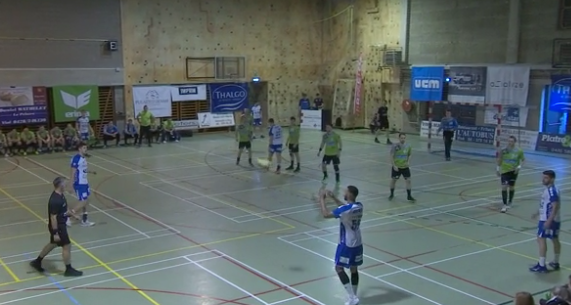 Replay: handball: Visé - Bocholt