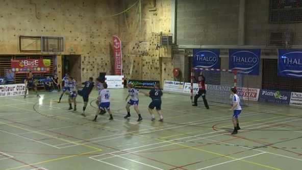 Replay : handball : Visé - Tiraspol