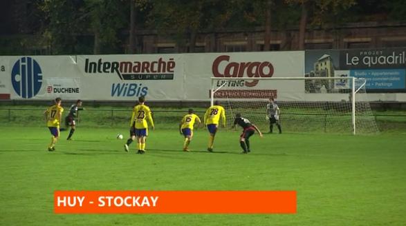Replay : Huy - Stockay