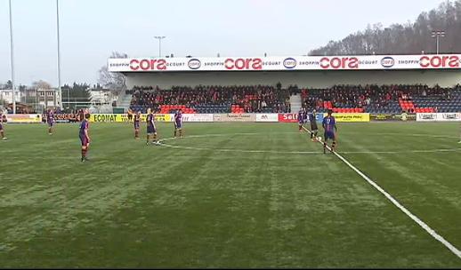 Replay : RFC Liège - Namur