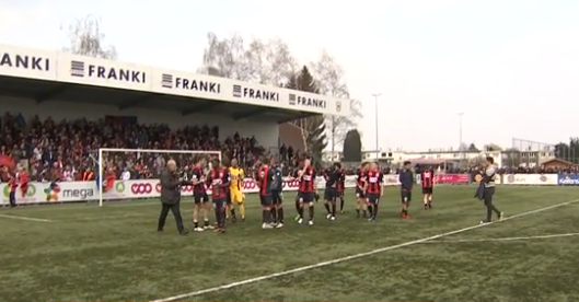Replay - RFC Liège - Olympic Charleroi