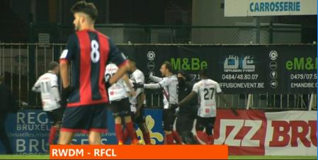 Replay : RWDM - RFC Liège