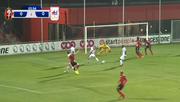 Replay: Seraing - RFC Liège