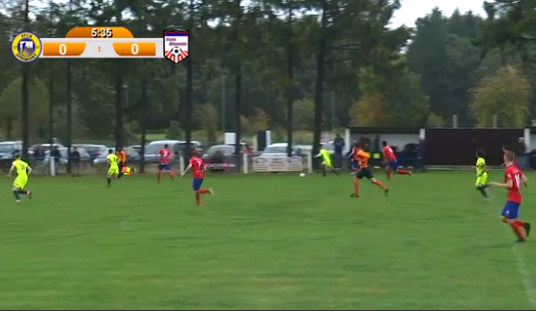 Replay: Sprimont B - Stade Disonais