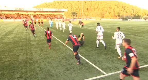 Replay : Tour final : RFC Liège - Olympic Charleroi