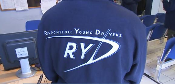 Réveillon : rentrer en sécurité avec les Responsible Young Drivers