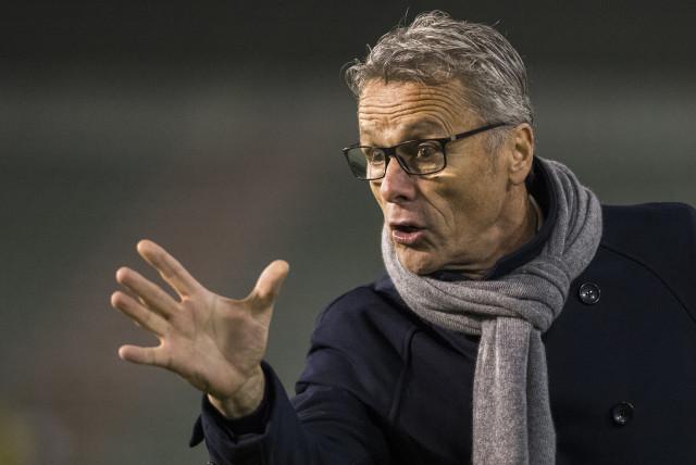 Marc Grosjean de retour au RFC Liège