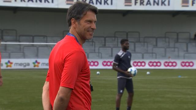 RFC Liège : reprise des entraînements sous la houlette de Drazen Brncic