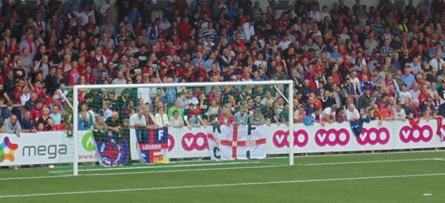 RFC LIEGE - RWDM : pas de vente le jour du match