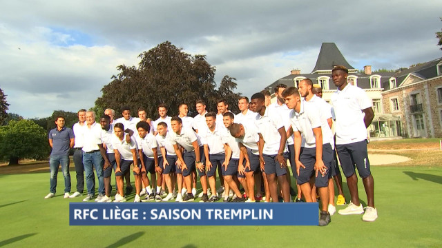 RFC Liège: une saison tremplin
