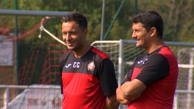 Le duo Grégoire-Pieroni vise le top 4 avec le RFC Seraing