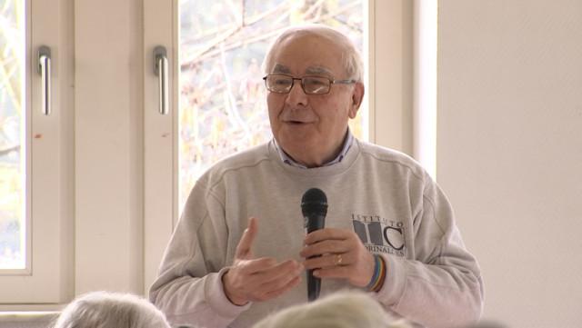 Ricardo Petrella présente sa Charte pour l'Humanité à Liège