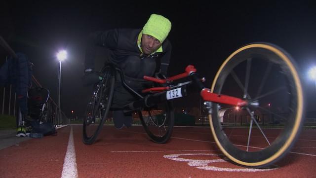 Roger Habsch, un para-athlète liégeois en pleine ascension
