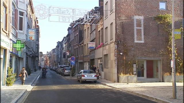 Rue Saint-Léonard : rouverte après trois ans de travaux