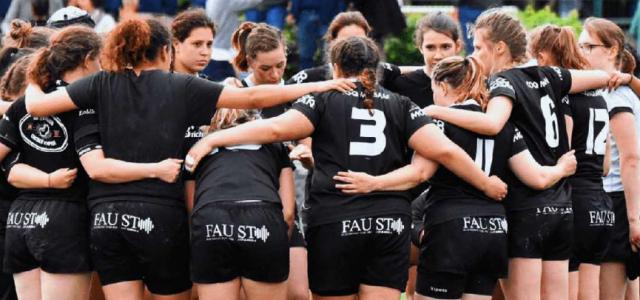 Rugby : les filles du Coq Mosan en finale de la coupe de Belgique !