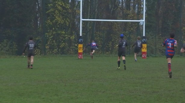 Rugby : RFC Liège - Audenarde