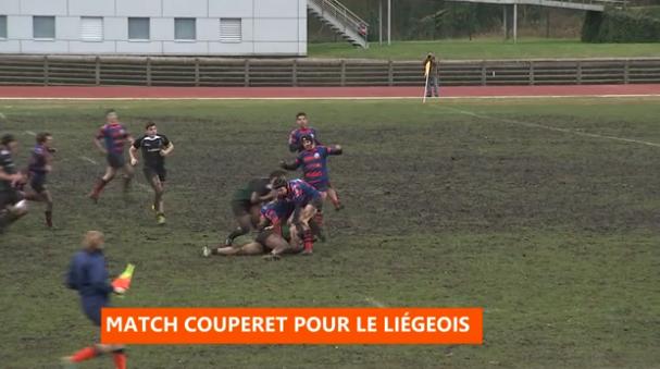 Rugby :RFCL  - Kituro Schaerbeek