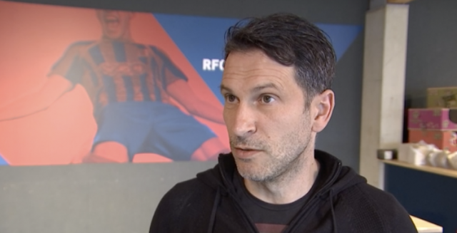 RWDM-RFC Liège: 'Jouer comme si nous étions à Rocourt'