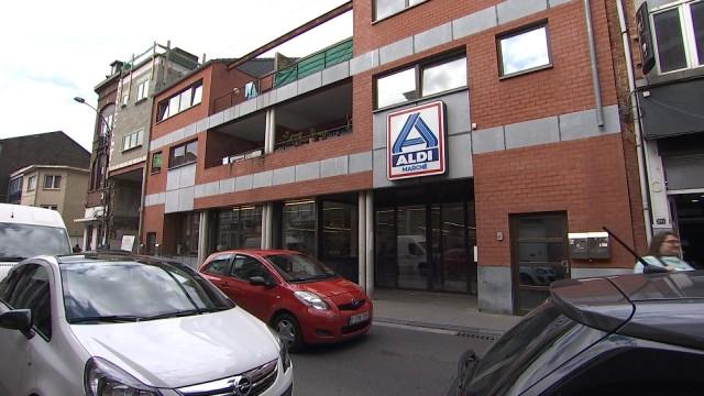 Saint-Léonard : la fermeture du magasin Aldi inquiète les riverains