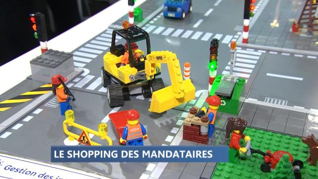 Salon des mandataires : Le shopping des élus !
