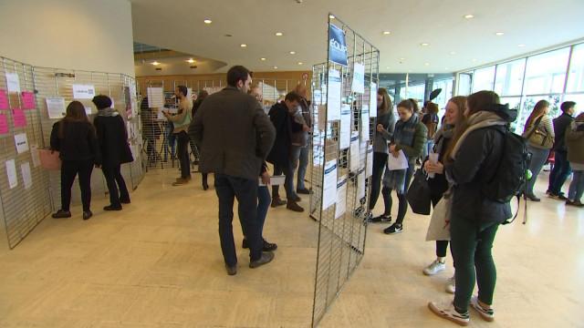 Salon Jobs étudiants au Palais des Congrès