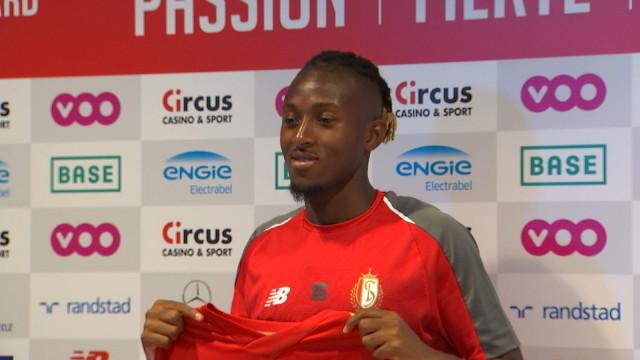"""Samuel Bastien:""""Le Standard me voulait, je n'ai pas hésité"""""""