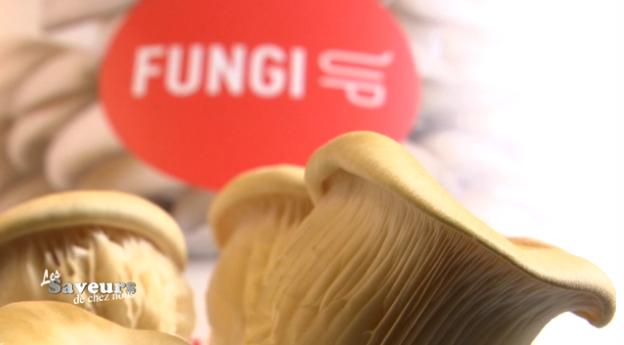 Saveurs de chez nous : Fungi Up