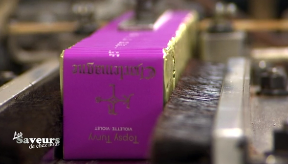 Saveurs de chez nous : La chocolaterie Charlemagne