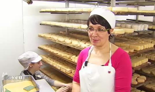 Saveurs de chez nous : La fromagerie du Troufleur