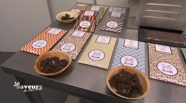 Saveurs de chez nous : Millésime Chocolat