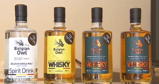 Saveurs de chez nous : Whisky Belge