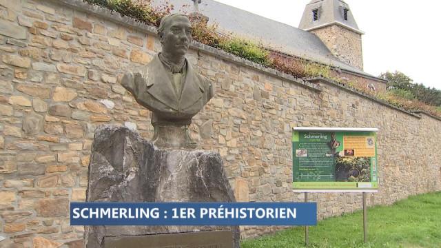 "Schmerling : premier ""préhistorien"""
